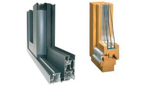 aluminio-madera